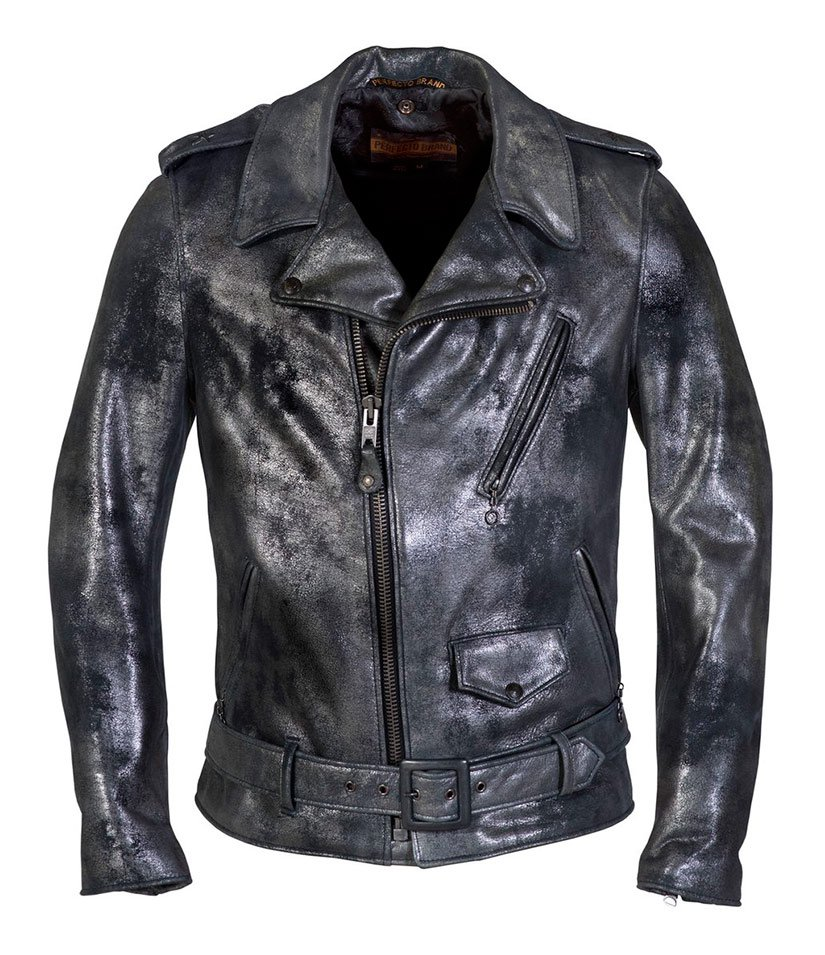 Куртка SCHOTT P633 Rogue Men's Leather Jacket