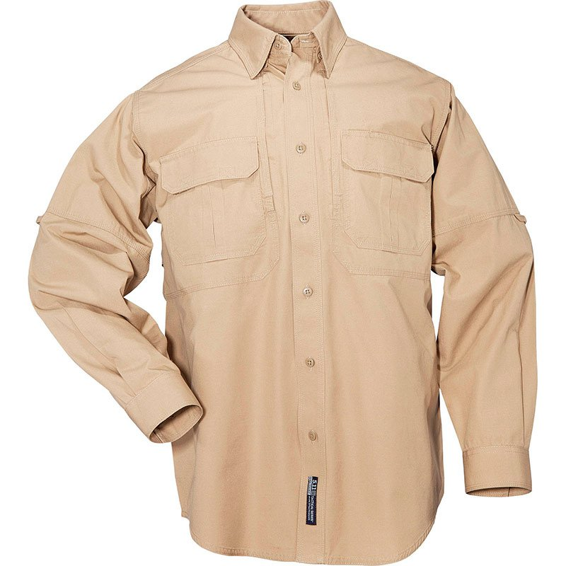 Рубашка 5.11 TACTICAL® LONG SLEEVE SHIRT COYOTE