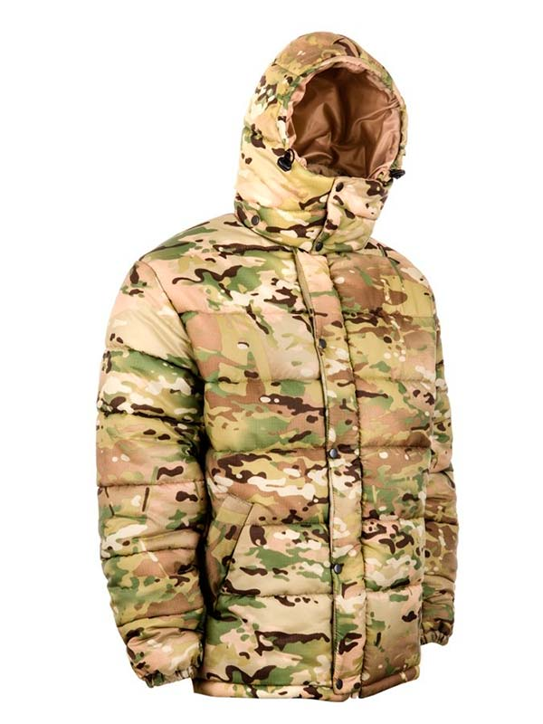 Куртка Snugpak Ebony Multicam
