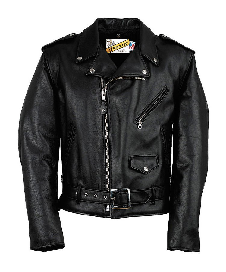Куртка SCHOTT Classic Perfecto Leather Motorcycle 118