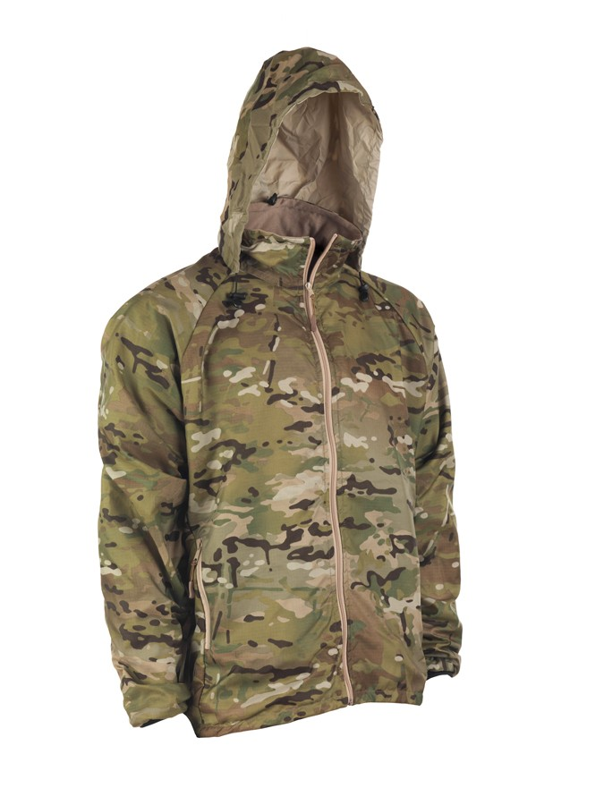 Ветровка Snugpak Vapour Active Soft Shell Jacket Multicam