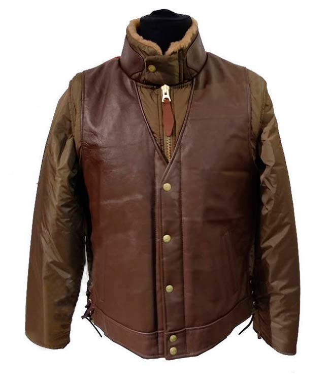 Куртка SCHOTT LMR5000 Brown