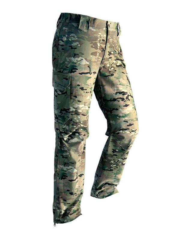 Брюки Wild Things SOFT SHELL PANTS LIGHTWEIGHT SO 1.0 Multicam®