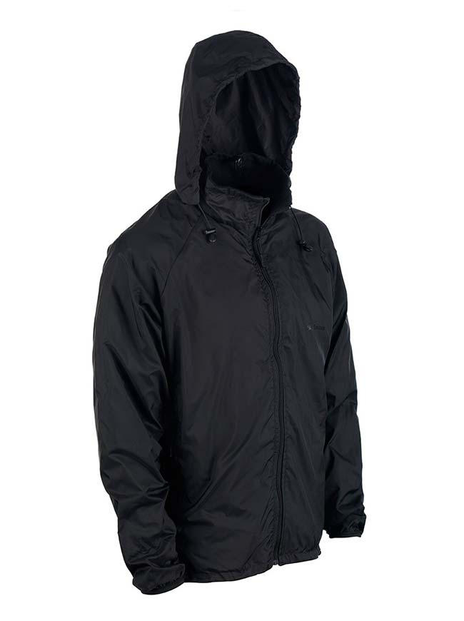 Ветровка Snugpak Vapour Active Soft Shell Jacket Black