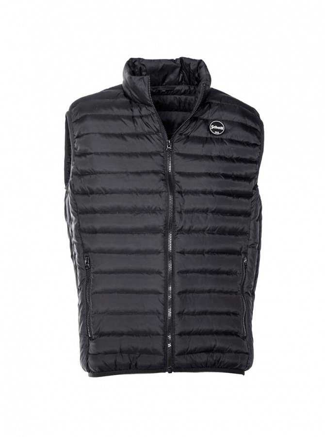 Жилет SCHOTT 9604DV Men's Nylon Down Vest