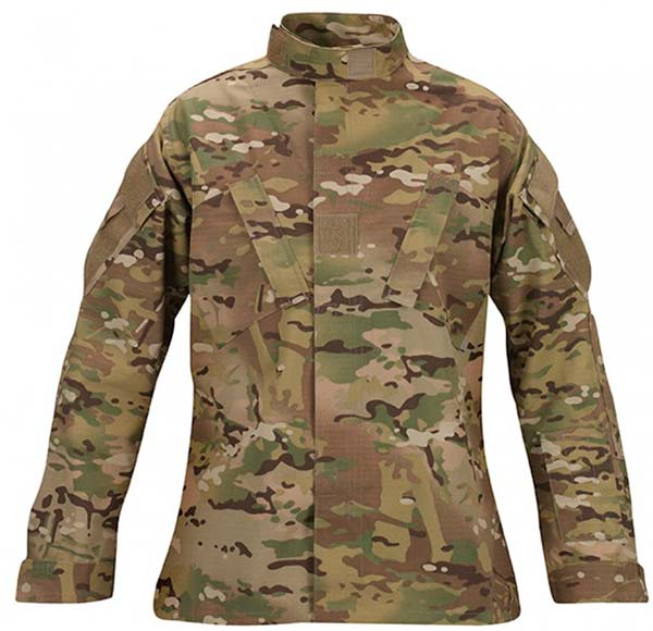Куртка Propper® ACU Coat Battle Rip® MultiCam