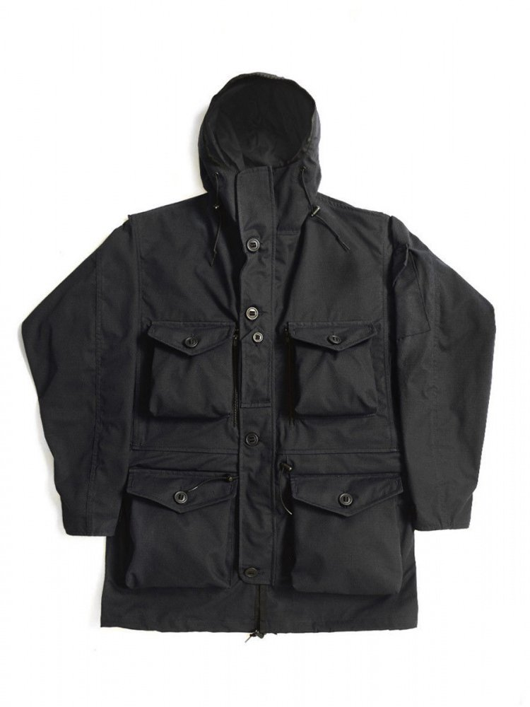 Куртка Arktis Waterproof Combat Smock Black